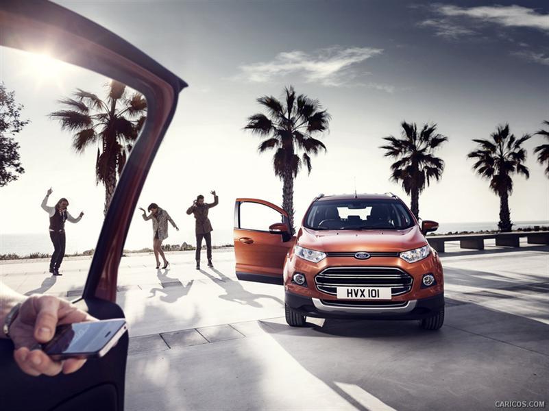Bán xe Ford EcoSport Titanium đời 2015, 630 triệu