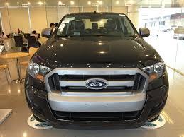 Bán Ford Ranger 2.2L XL MT 2016, màu đen, xe nhập