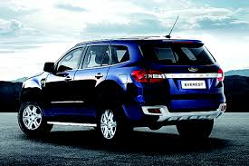Ford Everest 2.2L Limited phiên bản 2018, xe giao ngay,1tỷ177