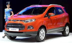 Bán Ford EcoSport Trend đời 2015, màu trắng, liên hệ 0987336106