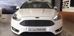 Cần bán xe Ford Focus 1.6L năm 2016, màu trắng, xe nhập