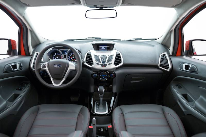 Ford EcoSport sản xuất 2019