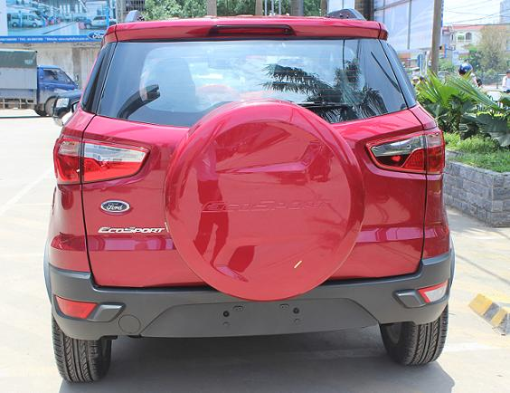 Bán Ford EcoSport titanium sản xuất 2015, đủ màu, khuyến mãi khủng chưa từng có