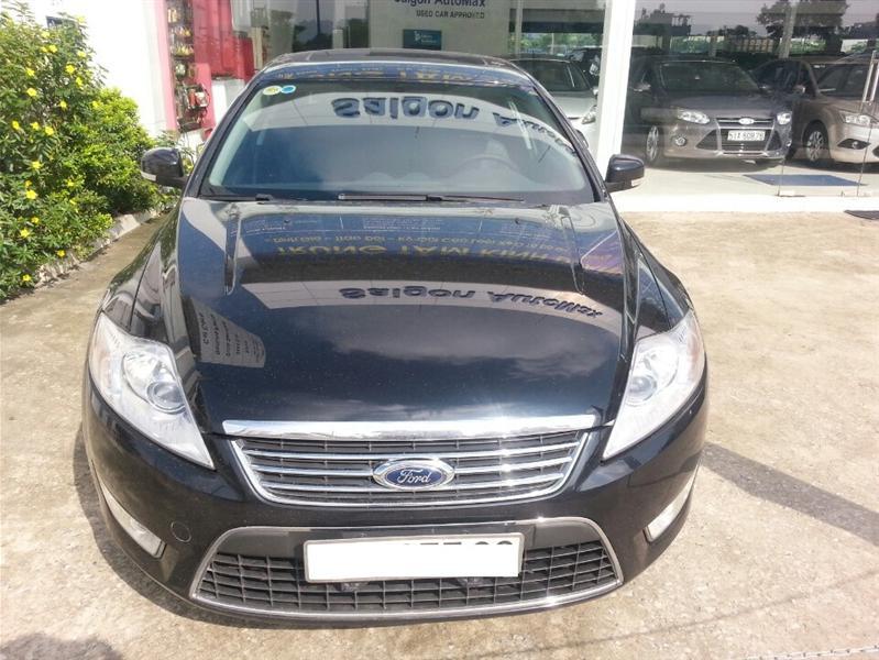 Cần bán Ford Mondeo LX năm 2009, màu đen