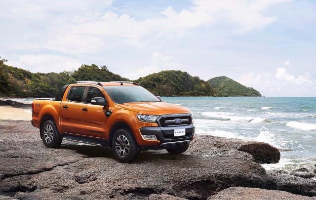 Cần bán xe Ford Ranger Wildtrack 2.0l Limited đời 2019 BITURBO,883tr