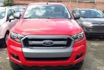 Bán ô tô Ford Ranger 2.2L XL MT đời 2016, màu đỏ, xe nhập