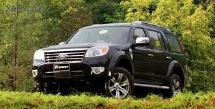 Cần bán xe Ford Everest 4X2 MT 2.5L năm 2015, màu đen, 790tr