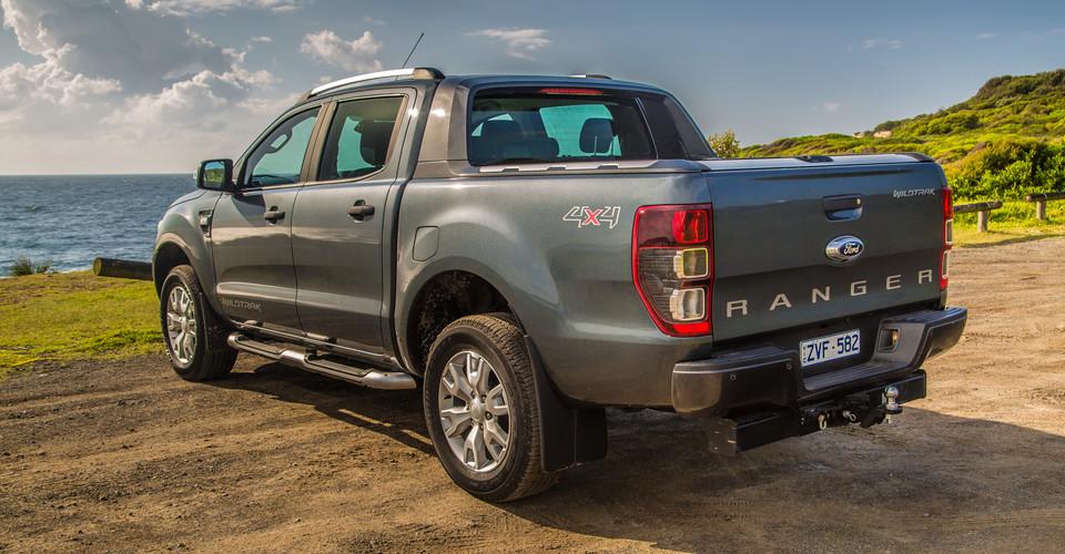 Bán ô tô Ford Ranger đời 2019, màu đỏ, nhập khẩu chính hãng, giá tốt