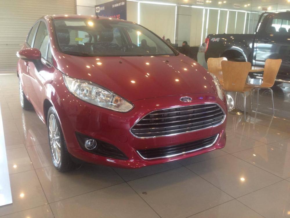 Bán Ford Fiesta năm 2016 đủ màu, giá tốt