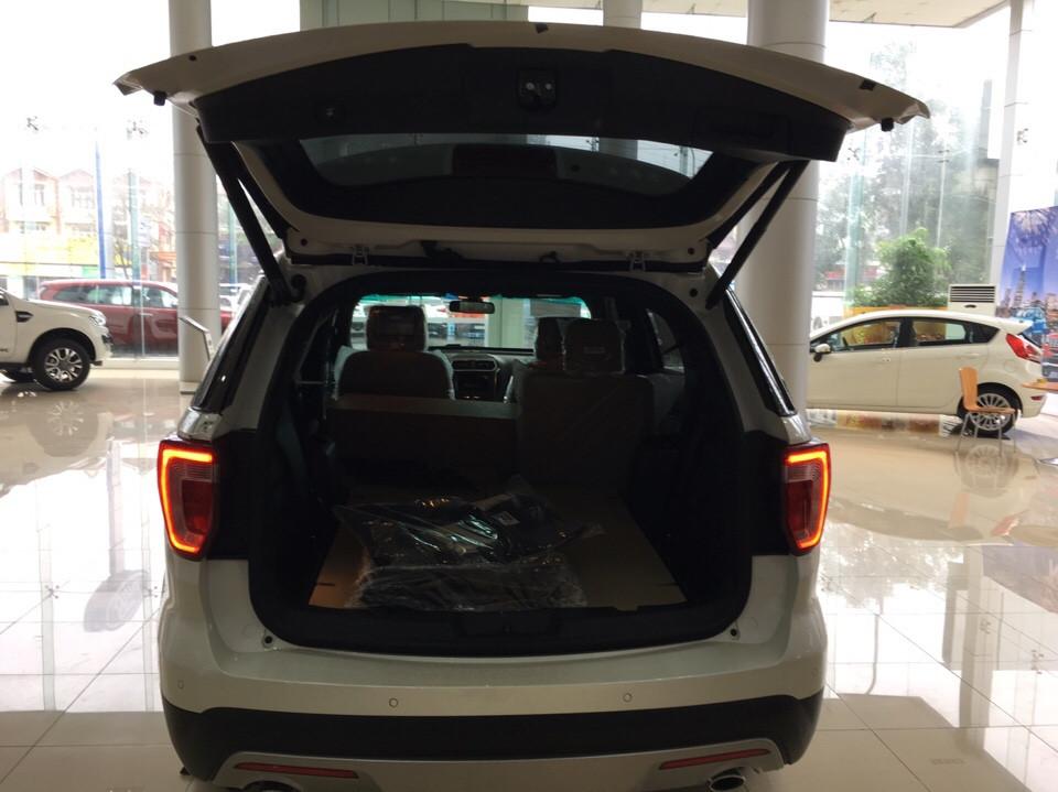0963483132 - An Đô Ford giao Ford Exolorer xăng 2.3L Ecoboost I4 hỗ trợ thủ tục trả góp tại Thái Bình