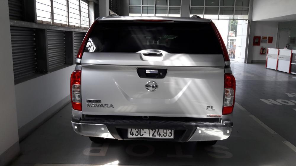 Nissan Navara EL sản xuất 2017(tự động 7 cấp), màu trắng, nhập khẩu nguyên chiếc, 629 triệu