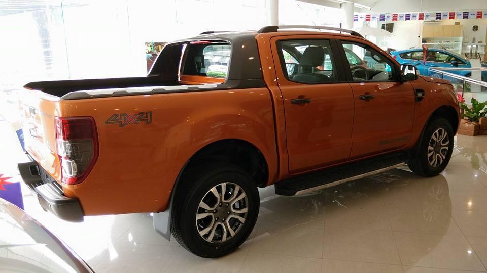 Xe Ford Ranger Wiltrak 2.2 AT 4x2 số tự động, Hỗ trợ trả góp và bán xe tại Điện Biên
