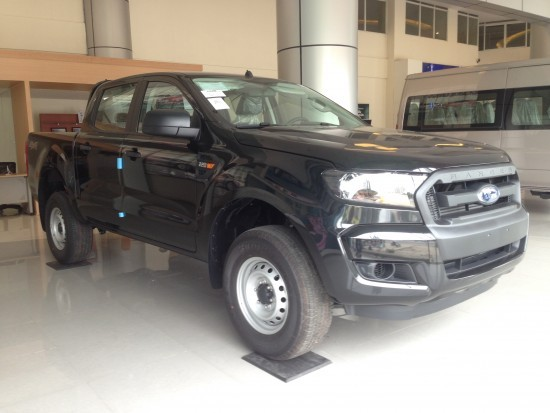 Bán xe Ford Ranger XL 4x4 MT năm 2018, hỗ trợ trả góp tại Hà Giang với 80% giá trị xe