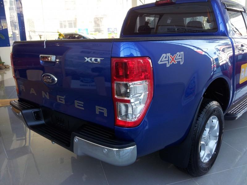 Giảm hơn 70 triệu tiền mặt + phụ kiện cho xe Ford Ranger XLT mới 100%, hỗ trợ trả góp