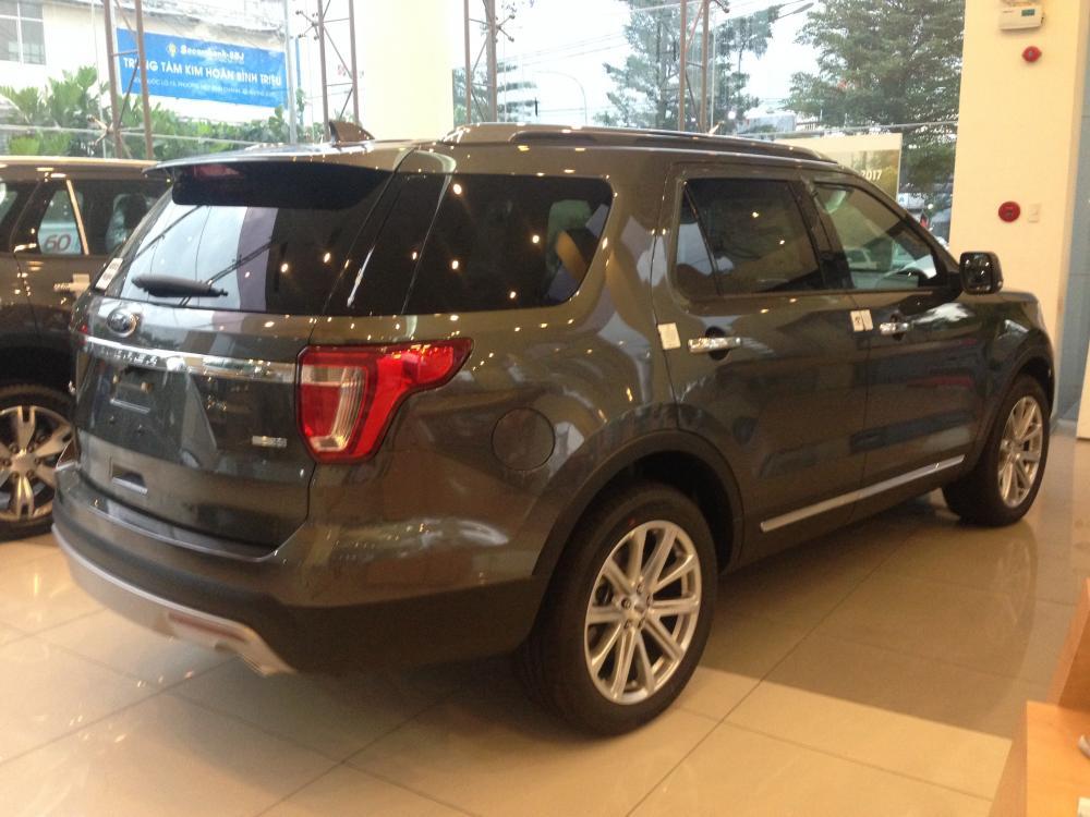 Bán xe Ford Explorer model 2019, nhập khẩu nguyên chiếc