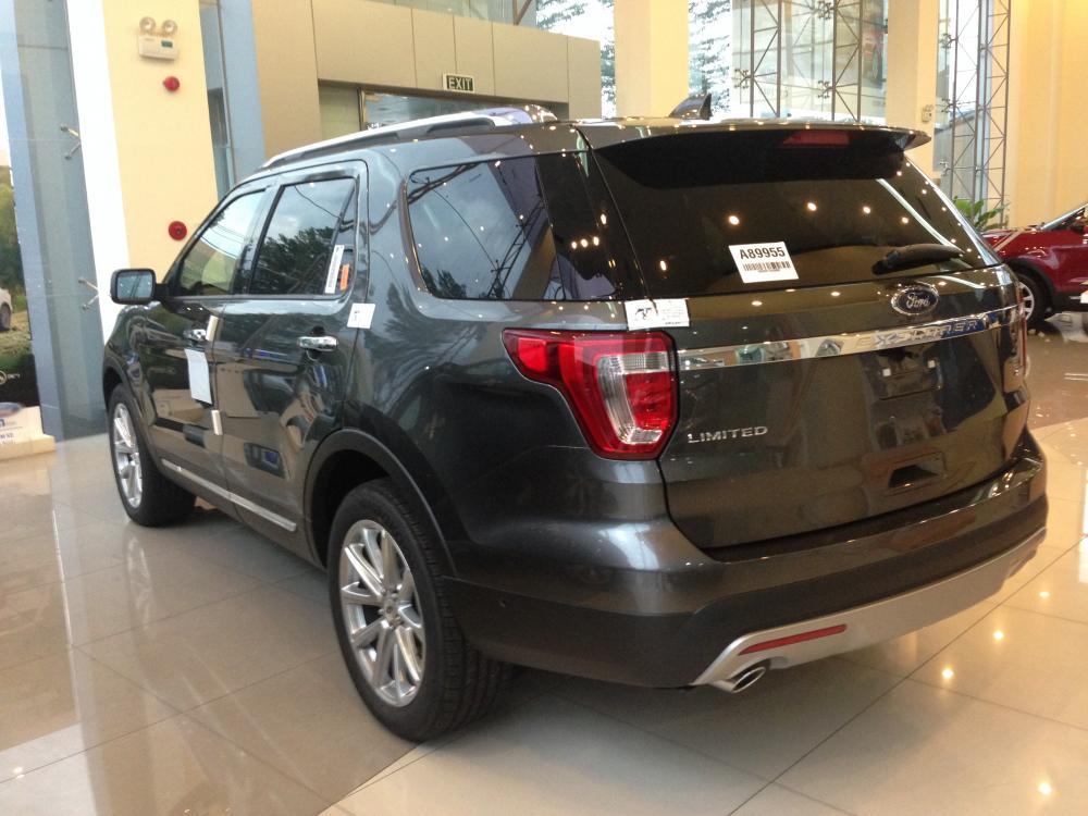 Cần bán xe Ford Explorer đời 2019, nhập khẩu nguyên chiếc