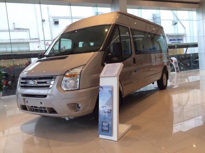 Cần bán Ford Transit Mid năm 2017, giá tốt