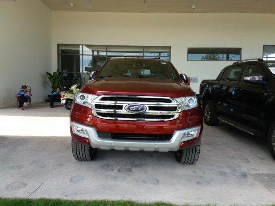 Thông tin Bán các phiên bản Ford Everest mới 100%, giá từ 1 tỷ 185 triệu, hỗ trợ trả góp hơn 80% tại Tuyên Quang