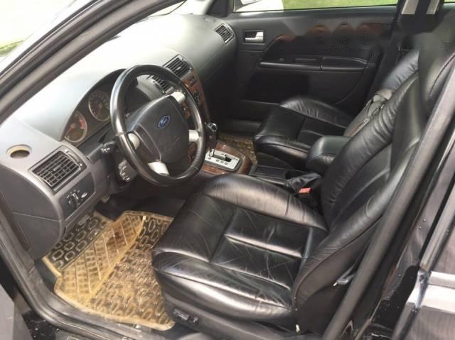 Bán Ford Mondeo 2.5V6 sản xuất 2003, màu đen số tự động
