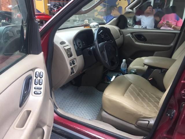 Bán xe Ford Escape 3.0 đời 2002, số tự động