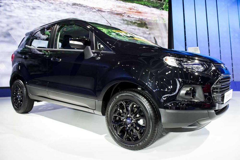 An Đô Ford - Bán Ford Ecosport SVP Black Edition Titanium, hỗ trợ trả góp hơn 80%