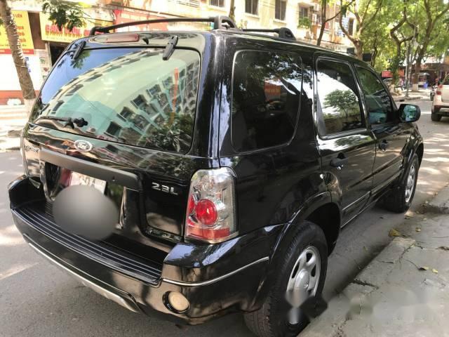 Bán xe cũ Ford Escape 2.3L đời 2004, màu đen số tự động