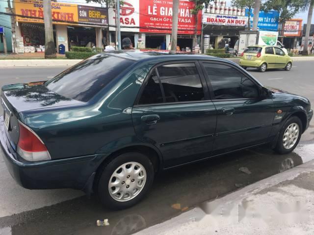 Bán Ford Laser 1.6MT đời 2000, màu xanh lam, giá 205tr