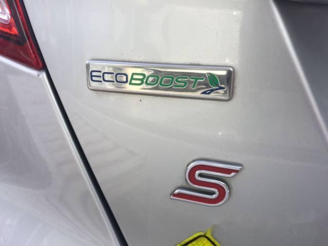 Bán ô tô Ford Fiesta 1.0L Ecoboost 2014, màu bạc