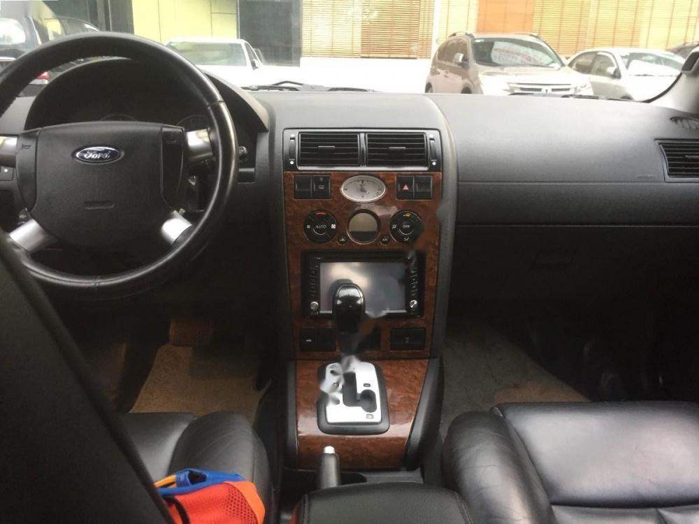 Bán xe Ford Mondeo 2.5L đời 2003, màu đen, nhập khẩu
