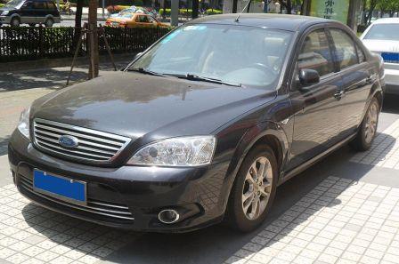 Cần bán xe Ford Mondeo 2.5 V6 đời 2003, màu đen, nhập khẩu chính chủ, giá tốt