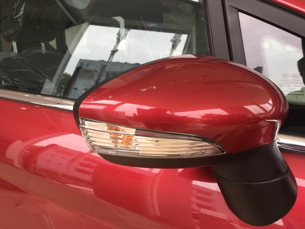 Giao ngay Ford Fiesta Ecoboost 1.0 màu đỏ tại An Đô Ford, hỗ trợ trả góp 90% L/h: 0963483132