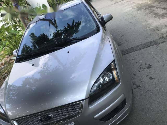 Bán Ford Focus 2.0L đời 2007, màu bạc