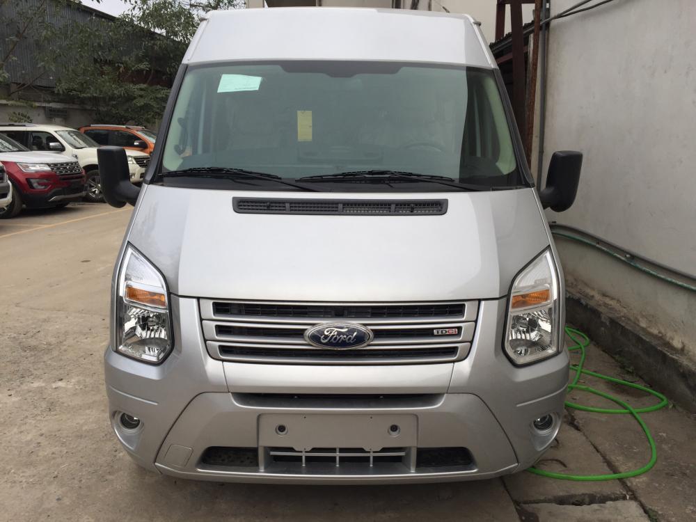 Bán Ford Transit Tiêu chuẩn hỗ trợ trả góp, giao xe ngay, hỗ trợ thủ tục đăng ký, đăng kiểm