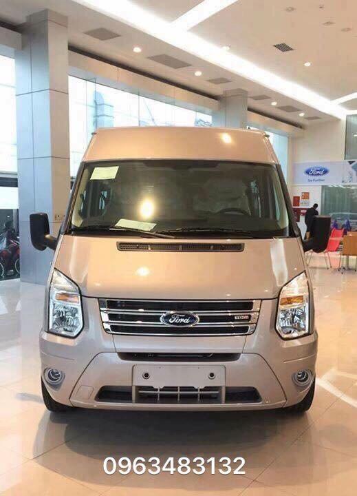 Bán các phiên bản Ford Transit tại Hải Phòng mới 100%, giao xe ngay, hỗ trợ trả góp nhanh gọn