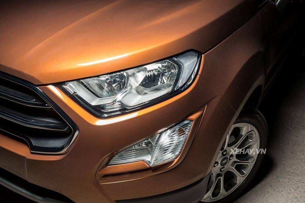 Cần bán xe Ford EcoSport Titanium đời 2018, Giá xe đàm phán tốt nhất, Hỗ trợ trả góp 80%