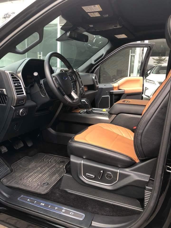 Cần bán xe Ford F150 3.5 V6 Limited đời 2019, màu đen, nhập khẩu mới 100%, giao ngay