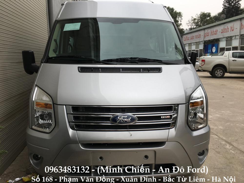 Ford Hà Giang - Bán các phiên bản Ford Transit đời 2019, giao xe ngay, hỗ trợ trả góp, đủ các phiên bản