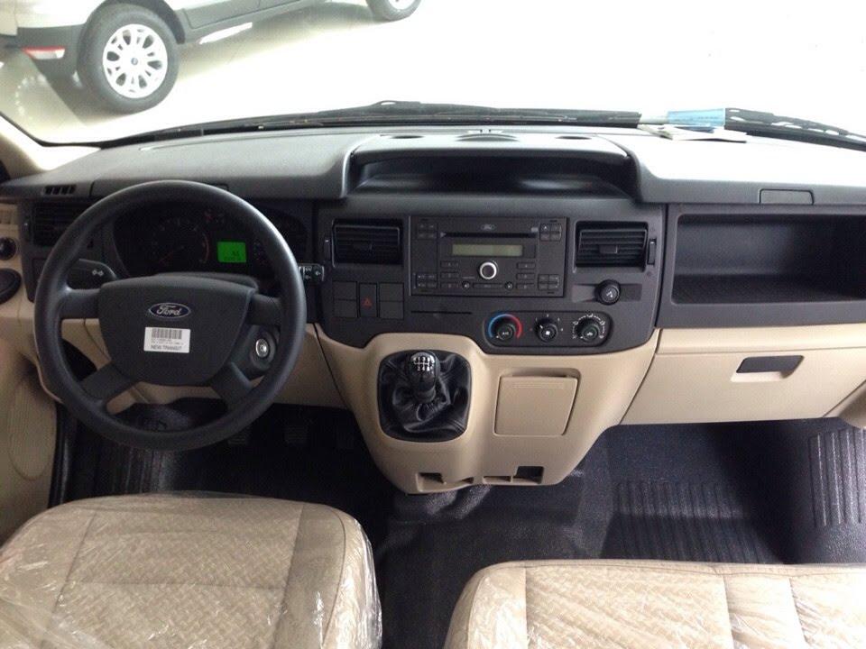 Ford Lào Cai - Bán các phiên bản Ford Transit 2018, đủ màu, đủ phiên bản, giao xe ngay