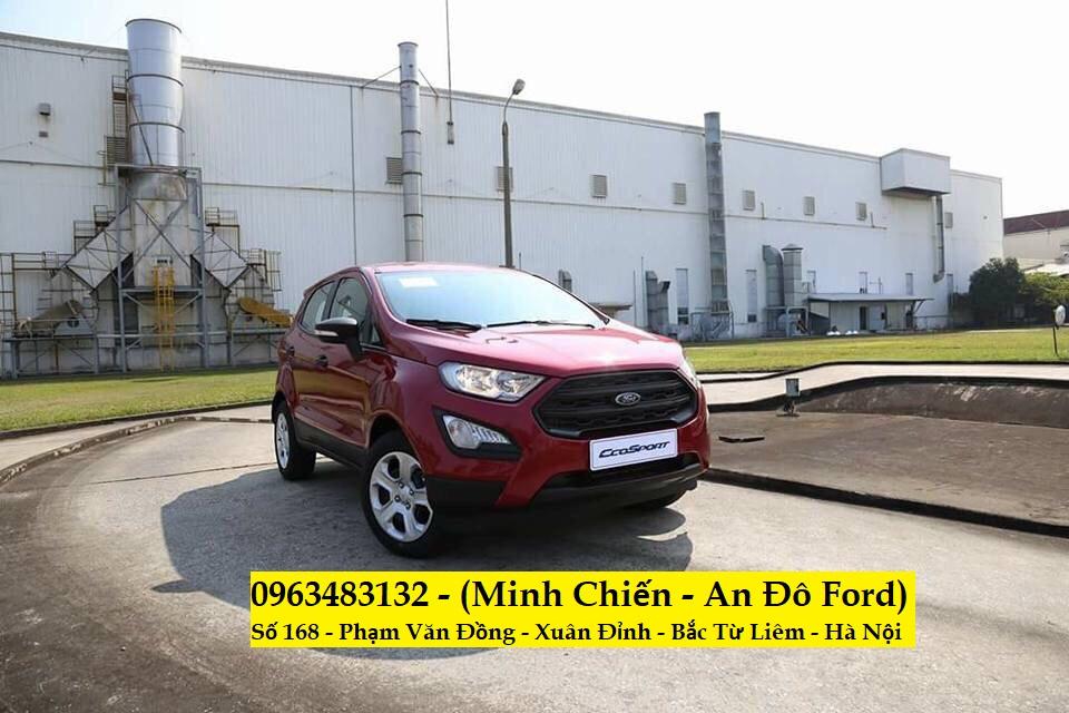 An Đô Ford - Giao ngay các phiên bản Ford Ecosport 2018, hỗ trợ trả góp, hỗ trợ khuyến mại khủng nhất Hà Nội