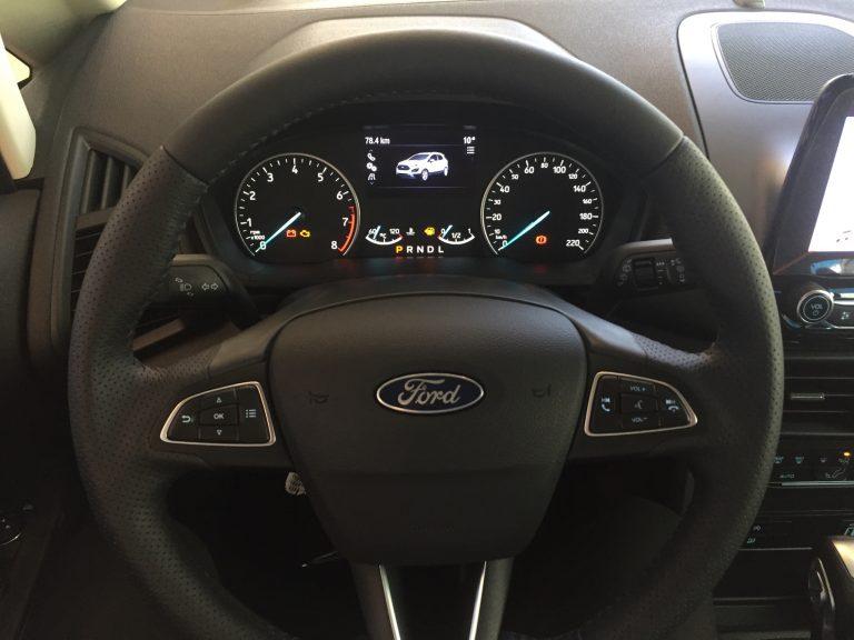 Ford EcoSport đời 2019, mới 100% ,trả trước 10%