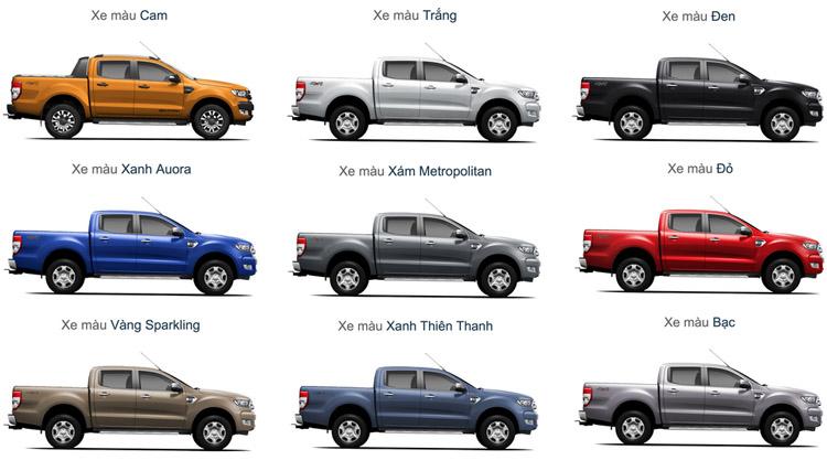 Cần bán xe Ford Ranger Wildtrak, XLT, XLS & XL 2019, giá cả ưu đãi và có xe giao ngay, LH: 0918889278 để được tư vấn