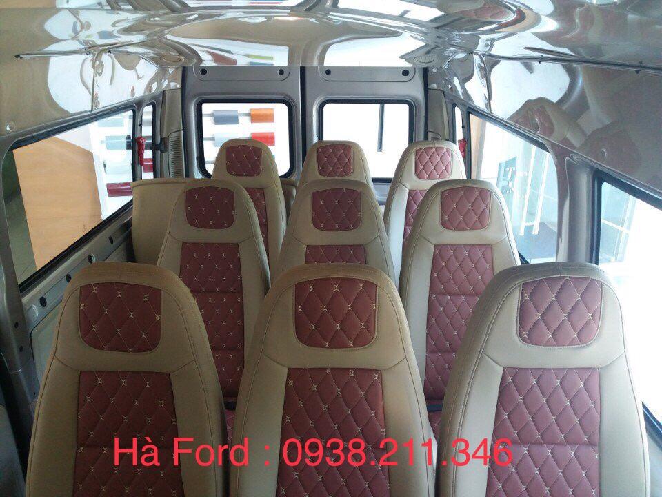 Bán ô tô Ford Transit 2020, giá chỉ 7XX triệu