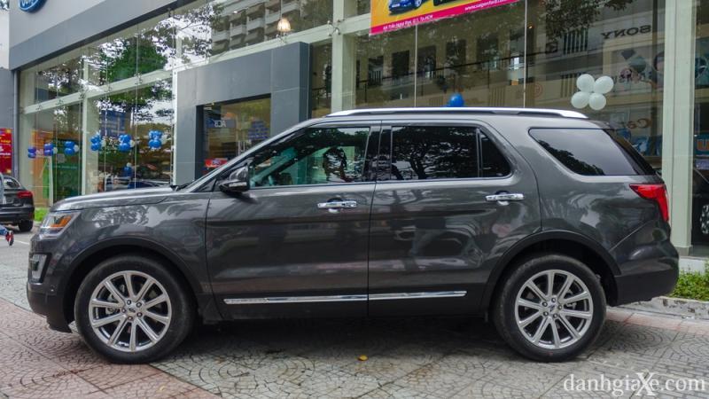 Bán xe Ford Explorer 2.3L AT 2019, đủ màu sắc, xe nhập khẩu nguyên chiếc từ Mỹ, LH: 0918889278 để được tư vấn