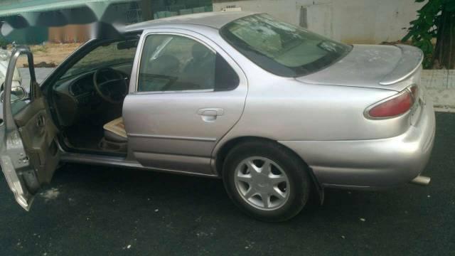Bán Ford Contour năm 1996, màu bạc, xe nhập
