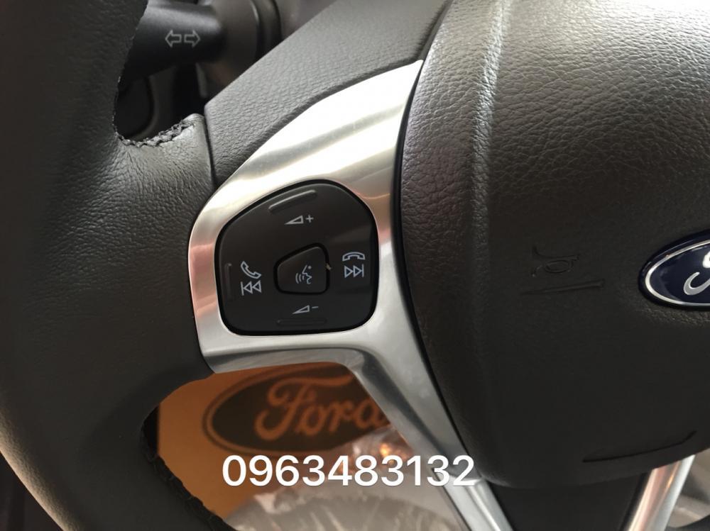 Chỉ gần 500 Triệu bạn có thể mua được Ford Fiesta Titanium 4D màu Nâu hổ phách, Hỗ trợ trả góp 90%