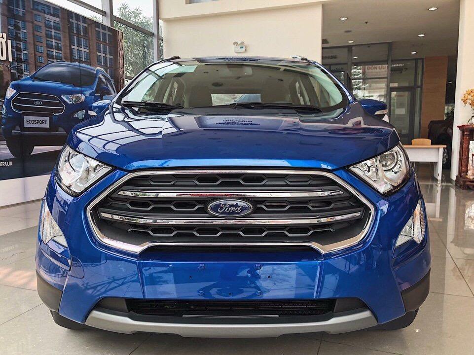 An Đô Ford bán xe Ford Ecosport 1.0L Ecoboost tại Vĩnh Phúc, hỗ trợ trả góp tối đa, động cơ mới