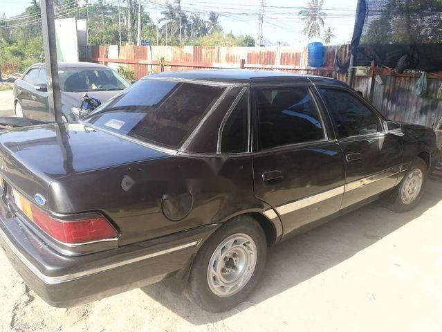 Cần bán Ford Tempo đời 1996, màu đen, giá chỉ 58 triệu