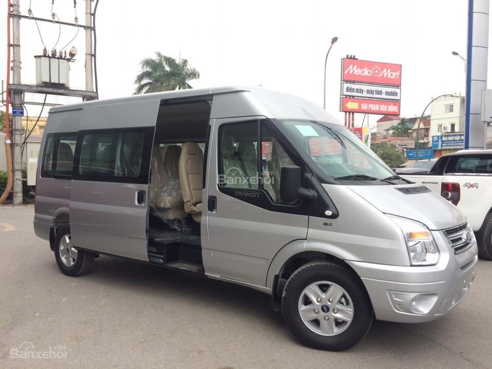 Cần bán xe Ford Transit đời 2019 tại Vĩnh Phúc, Hỗ trợ trả góp 80%, Giao xe ngay, Giá xe thương lượng