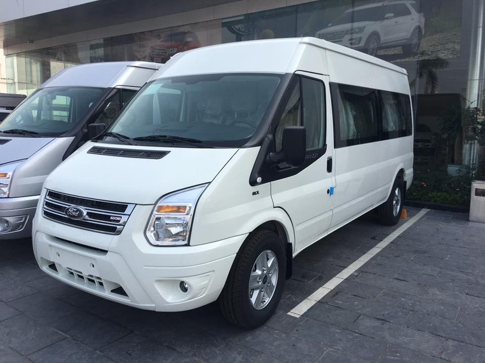 Bán phiên bản Ford Transit SVP vành đúc, ghế nỉ mới 100% tại, hỗ trợ trả góp hơn 80% giá trị xe tại Thái Bình