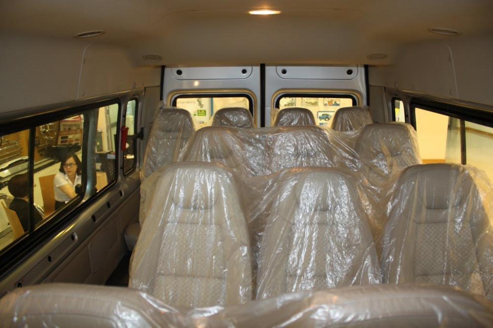 Bán Ford Transit Tiêu chuẩn Mid sản xuất 2020, hỗ trợ trả góp tại Phú Thọ, thủ tục nhanh gọn